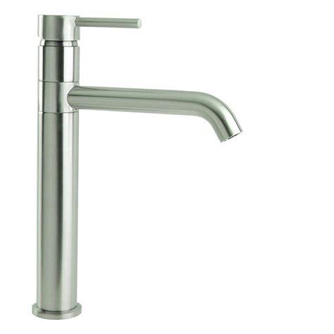 bathroom lavatory vessel sink faucet swivel one hole single hole single handle swivel arm euro vessel bathroom