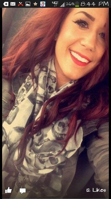 what color is chelsea houska red hair chelsea houska red hair color hair beauty and etc