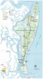 cumberland island map cumberland island ga mappery