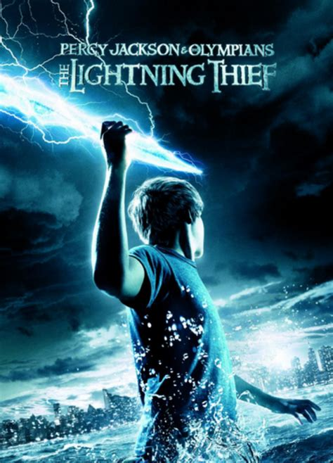 The Lighting Thief by Journal Of A Bookworm Review Percy Jackson And The