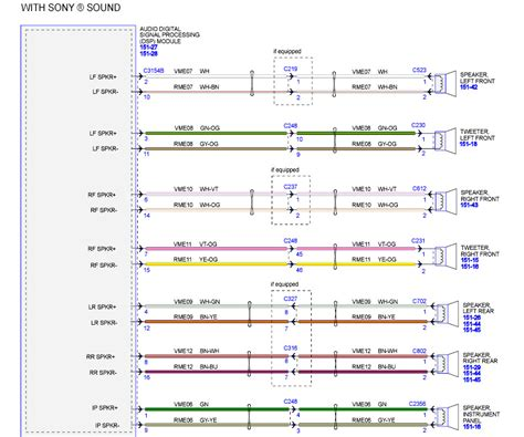 2013 f150 speaker wire diagram html autos weblog