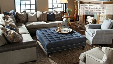 Custom Upholstery Chicago by Huntington House Tufted Ottoman Tuft Tufted Ottoman Ottomans And Interiors