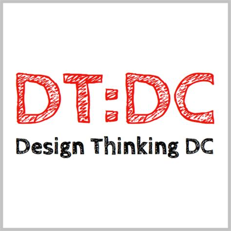 design thinking logo design thinking dc dt dc twitter
