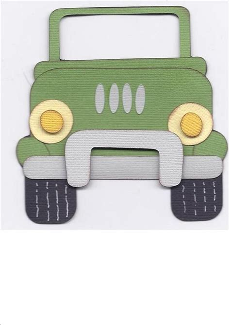 Safari Jeep Clipart Pixshark Com Images Galleries