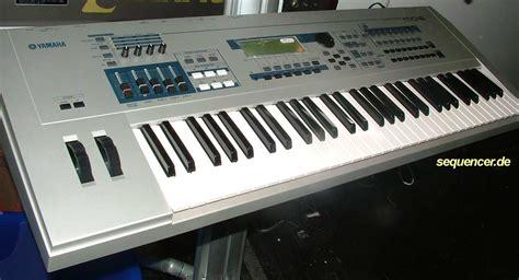 Keyboard Yamaha Mo6 yamaha mo6 mo7 mo8 digital synthesizer workstation sequencer