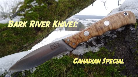 bark river canadian special bark river knives canadian special german
