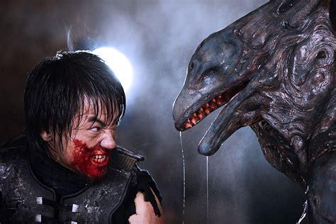 film ninja vs alien alien vs ninja review craig skinner on film craig