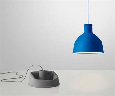 the new unfold rubber pendant light from form us with