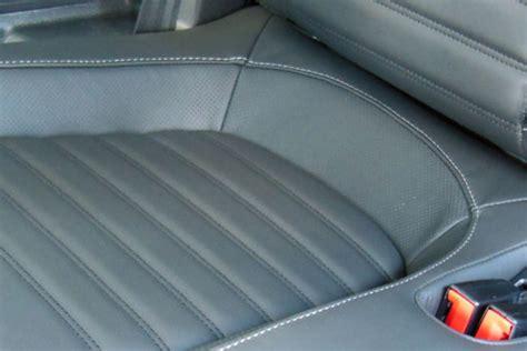 tapiceria de cuero tapizado de cuero de un vw scirocco tapizados gestald