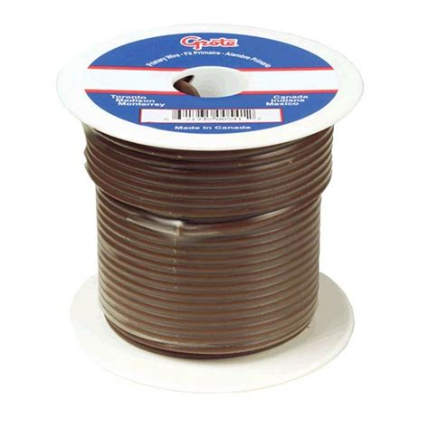 14 brown electrical wire 100 4 state trucks