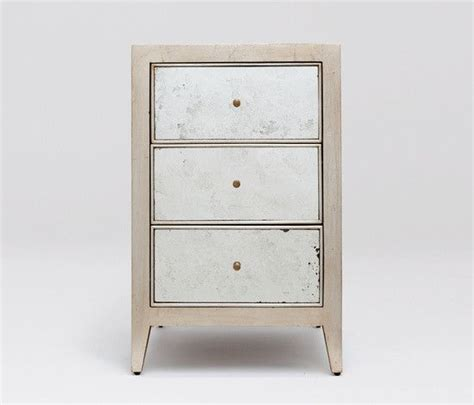 Antiqued Mirrored Nightstand by 57 Best Narrow Nightstands Images On Narrow