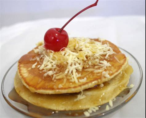 cara membuat pancake untuk satu porsi cara membuat pancake keju spesial enak resepmembuat com