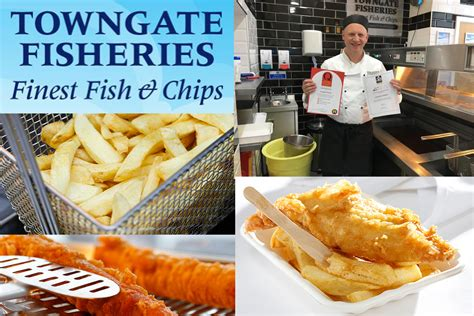 towngate fisheries  idle picks   fish  chip shop award chippy chat