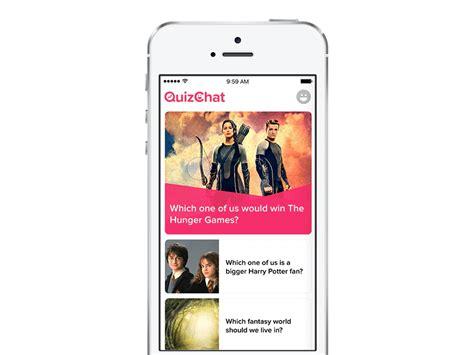 layout app buzzfeed buzzfeed quizchat ios app by gordon mei dribbble