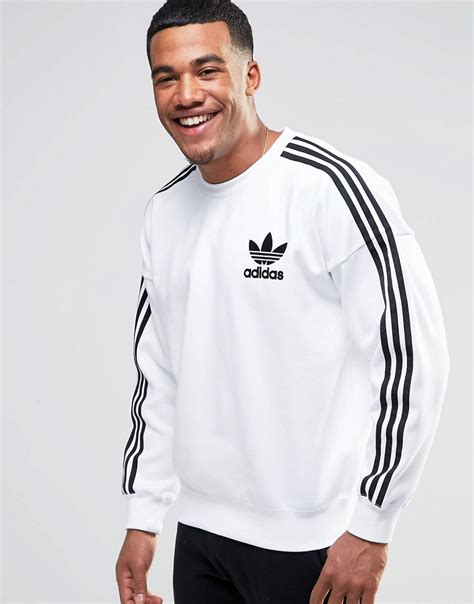 Jaket 7 Jkt Jqn07 Hoodie Sweater Jumper popular adidas originals adicolor 90s fit sweatshirt