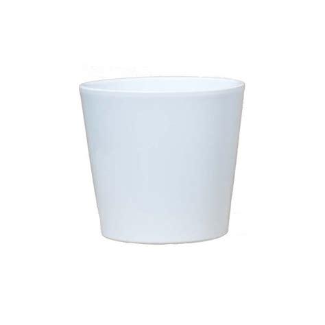 cache pot orchid 233 e c 233 ramique blanc lorchidee fr vente cache pot cache pot standards en ligne