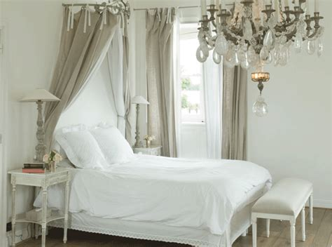 romantic french bedrooms naturally neutral