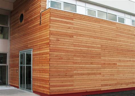 legno per rivestimenti esterni rivestimenti in legno rivestimento facciate