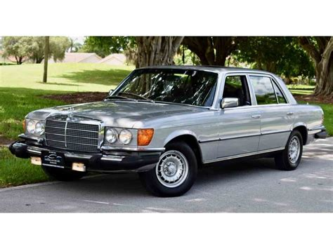 Mercedes 450 Sel by 1979 Mercedes 450sel For Sale Classiccars Cc