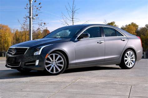 2013 Cadillac Ats Review by 2013 Cadillac Ats Review Digital Trends