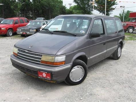 manual repair autos 2000 plymouth grand voyager regenerative braking service manual removing seat 2000 plymouth grand voyager 1992 plymouth voyager accumulator