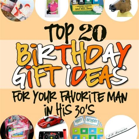Gift Ideas For Him Instyle Com - birthday gifts for him in his 30s the dating divas