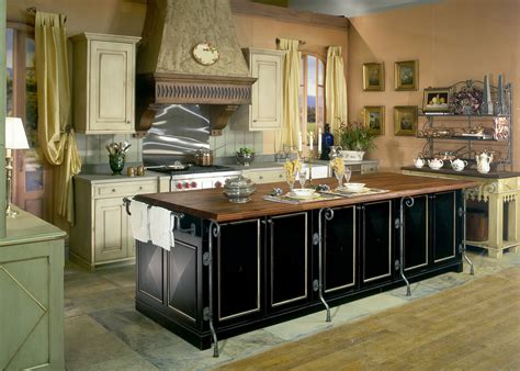 Kitchen Island Base Cabinet Traditional Style Interior Design Is Calm And Trend