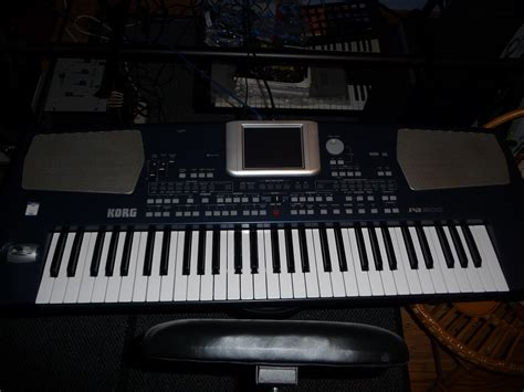Keyboard Korg Pa500 Bekas korg pa500 image 543710 audiofanzine