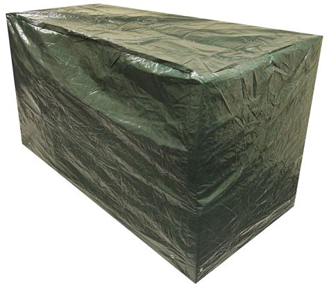 Waterproof Covers For Patio Furniture Woodside Small Bistro Waterproof Garden Patio Table Chair Set Furniture Cover Ebay