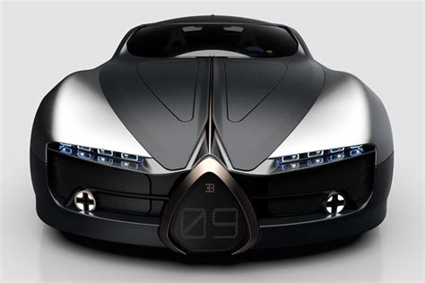 future bugatti the bugatti of future past yanko design