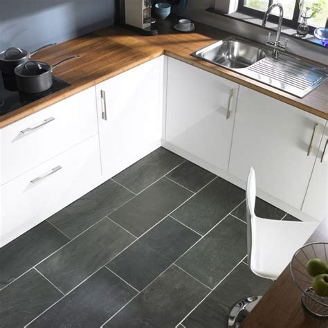 Gray Tile Kitchen Floor Best 25 Grey Tile Floor Kitchen Ideas On Grey Kitchen Floor Tile Floor Kitchen And