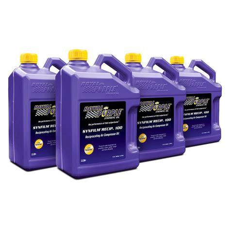 royal purple 174 synfilm recip 100 reciprocating air compressor