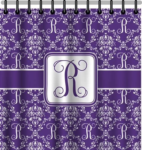 monogram curtains personalized shower curtains grey chevron shower curtain