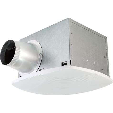 high cfm bathroom exhaust fans nuvent high efficiency bath fan 80 cfm model nxsh80