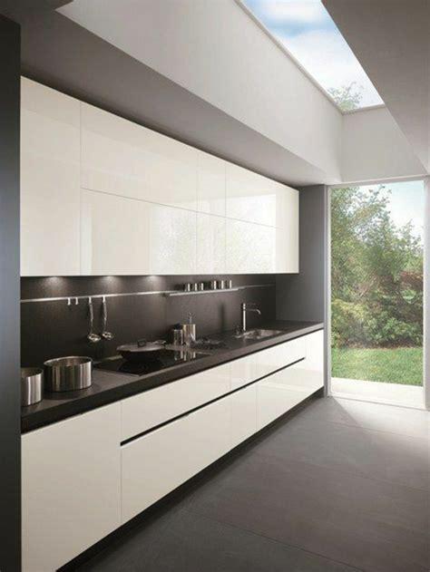 imagenes de cocinas minimalistas blancas 1001 ideas de decorar vuestra cocina blanca y gris