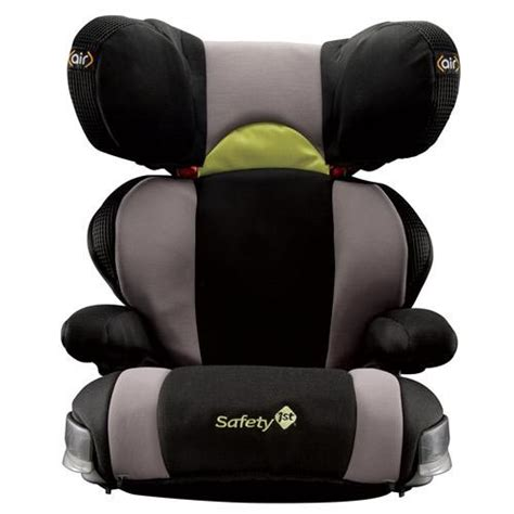 backless booster seat without armrests safety 1st safety boost air protect booster