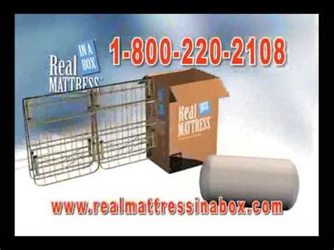 Real Mattress In A Box real mattress in a box