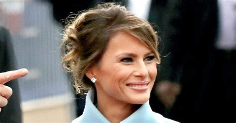 donald trumps hairstyle beautiful hairstyles melania trump s inauguration hairstyle how to details