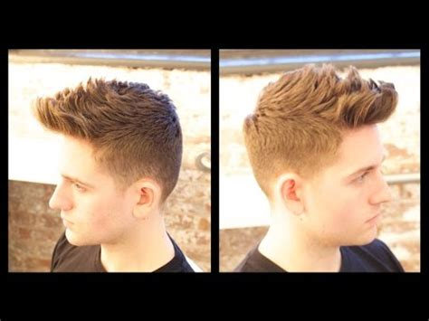 can you get a haircut where you can wear it as a bob and flipped men s haircut tutorial male model haircut thesalonguy