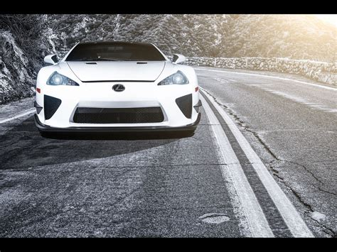 lexus lfa white wallpaper 2013 lexus lfa nurburgring edition white static front