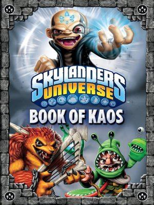 Oceansevenstore Kaos Fantastic Factory 5 skylanders universe series 183 overdrive rakuten overdrive ebooks audiobooks and for