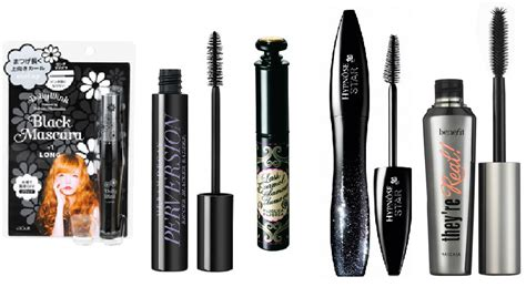7 Great Mascaras For by Lush Lashes The 10 Best Mascaras For Asian