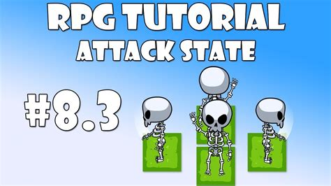 state pattern youtube 8 3 unity rpg tutorial attack state youtube