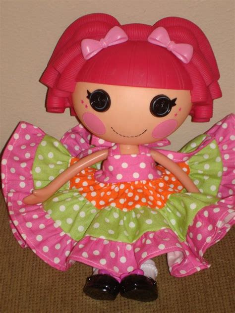 1000 images about lalaloopsy on doll clothes