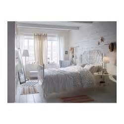 ikea leirvik bett leirvik bed frame white lur 246 y standard ikea