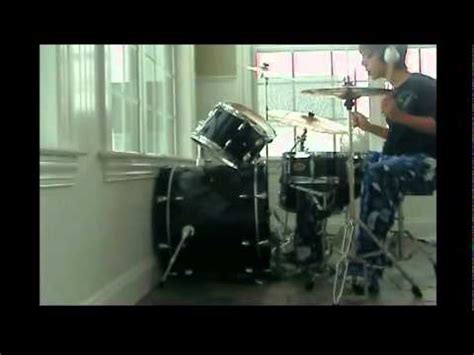 three days grace home drum cover