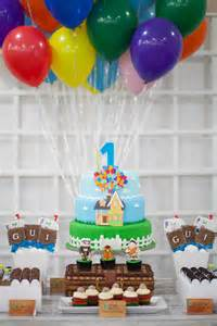 Disney Up Birthday Party Ideas
