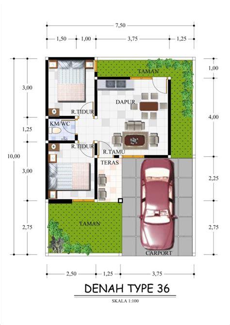 layout dapur rumah sakit tipe a contoh gambar denah rumah minimalis type 36 terbaru