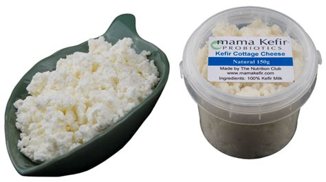 Kefir Cottage Cheese by Home Mamakefir