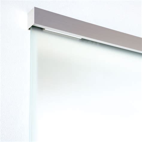 Glass Door Rails Dorma Agile 50 Sliding Door System Tiny Dimensions Tremendous Benefits